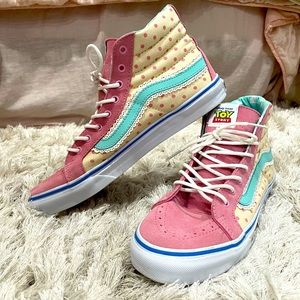 VANS- Bo Peep Toy Story Collection Hi-top Shoes
